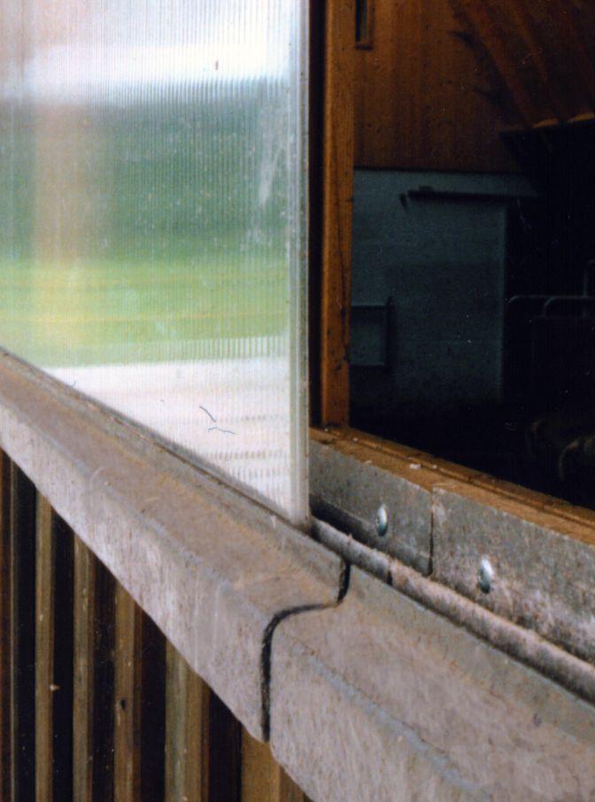 Hungerb hler klima ag klimal sungen schiebefenster for Schiebefenster kunststoff
